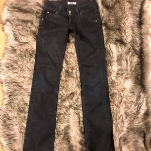 Denim - Hudson dark wash bootcut jeans 26